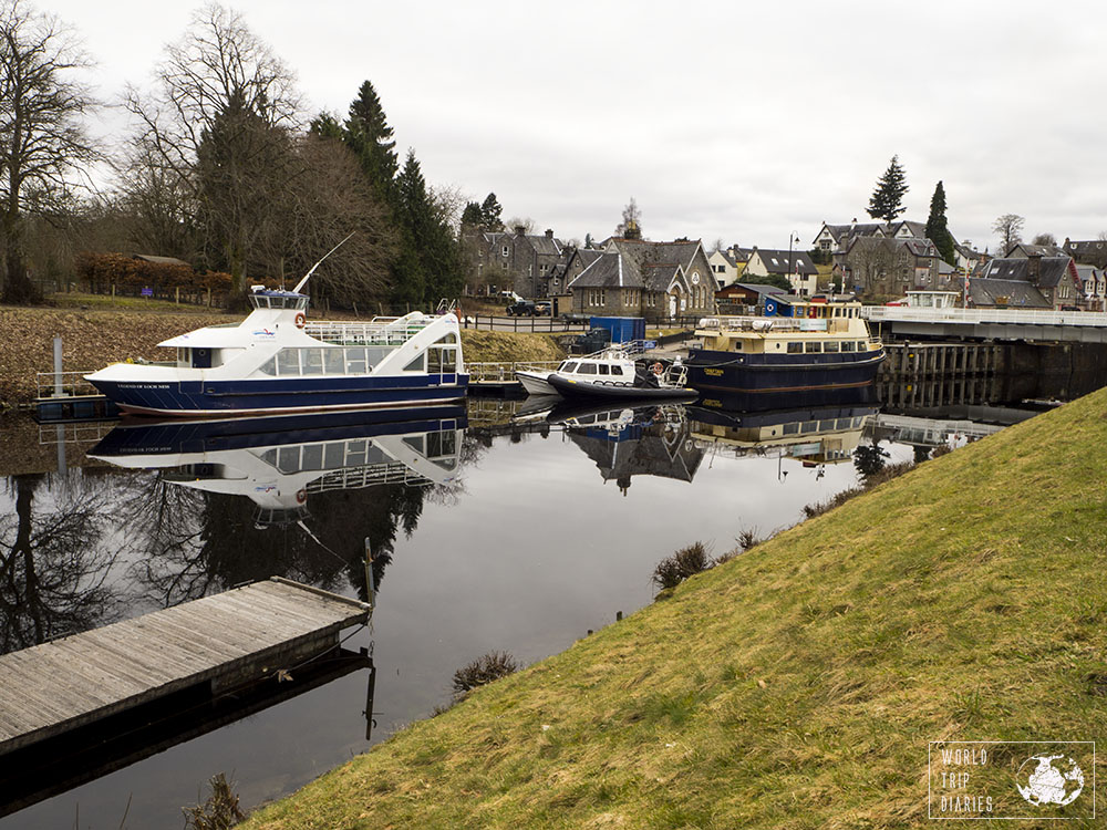fort augustus beautiful towns in scotland