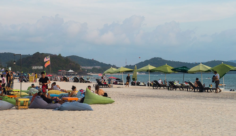 Beach Bars Cenang Langkawi travel guide