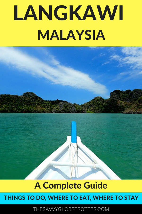 Best Things to do in Langkawi Malaysia in 3 Days_ A Complete Itinerary