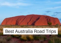 Australian Road Trip Routes