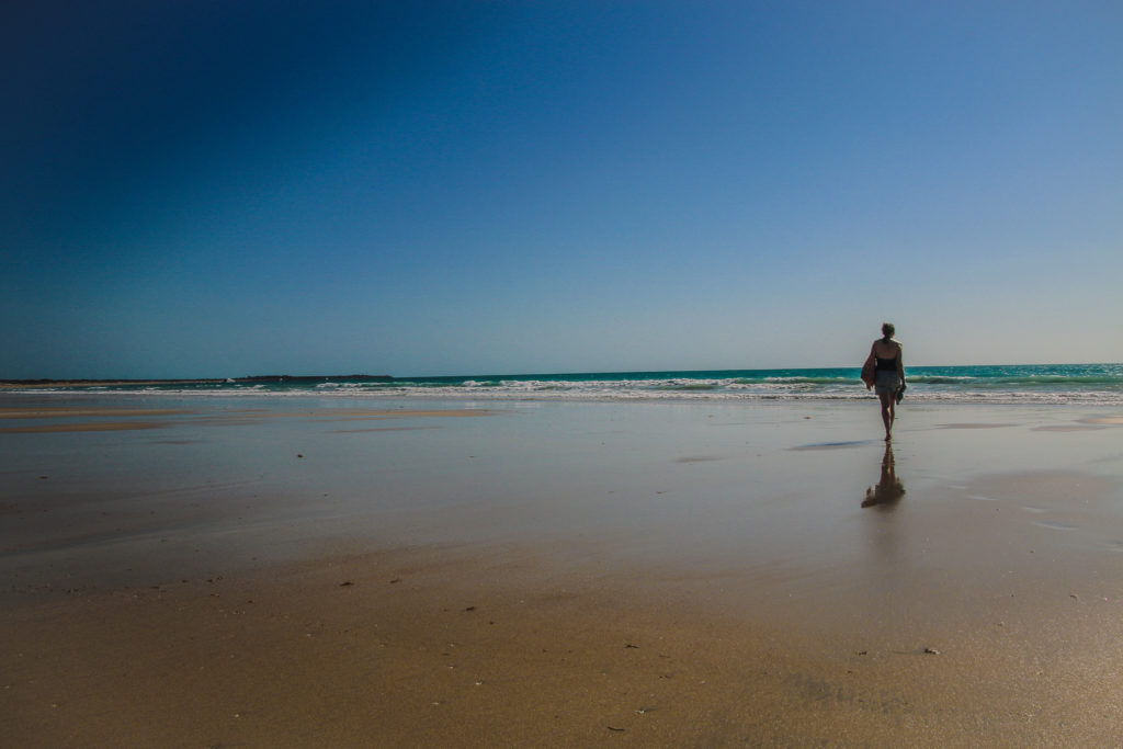 Cable Beach Broome best road trips in australia