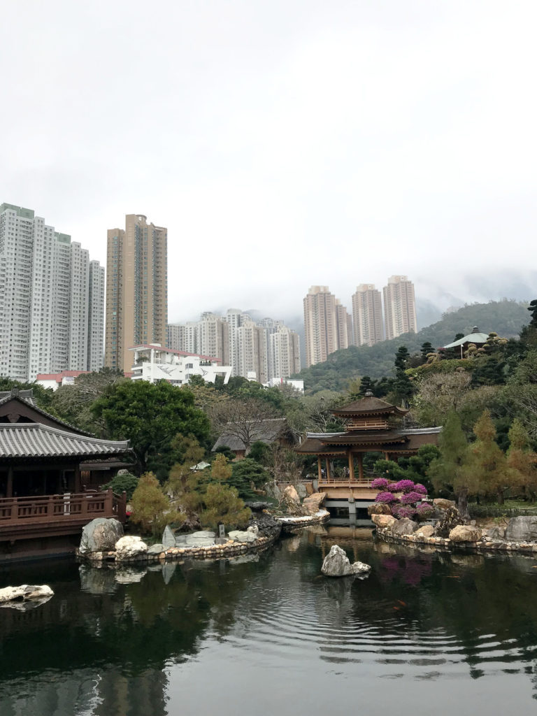 chi-lin-nunnery-36-hours-in hong kong itinerary blog