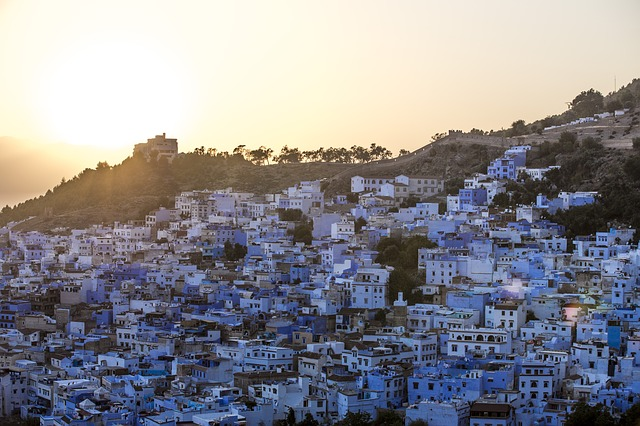 Chefchaouen Morocco is one of the best places to visit in Africa