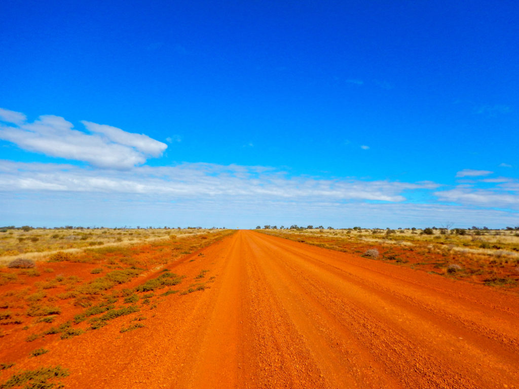 Great Central road one of the best Australian road trips