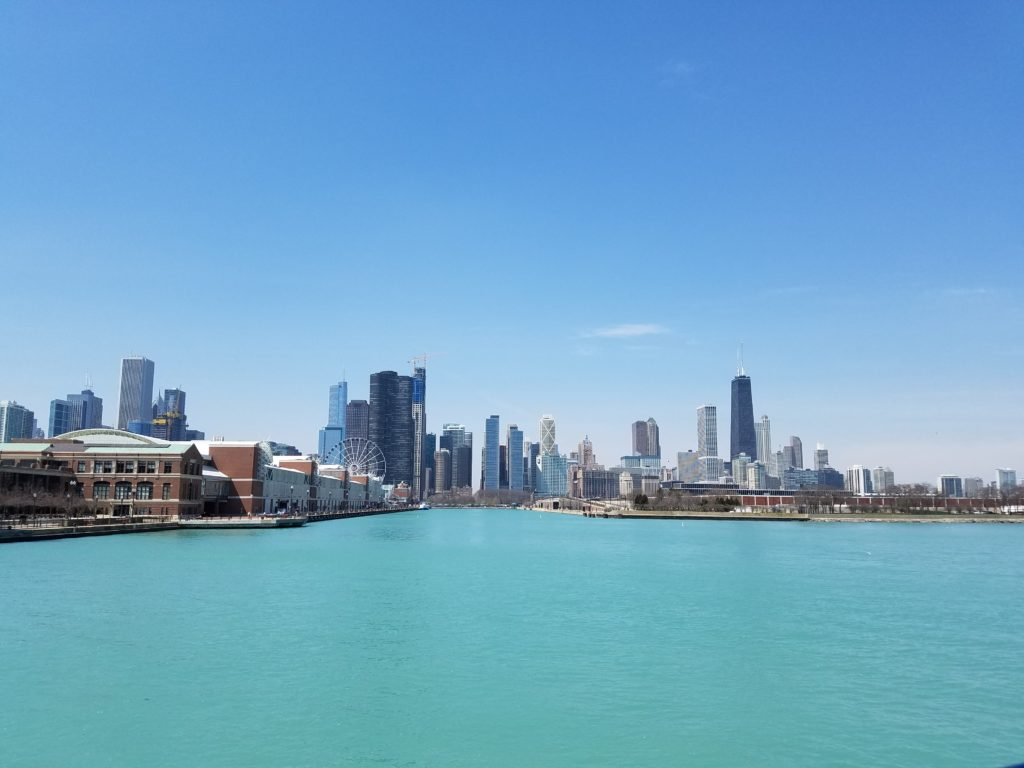 Chicago is famous for Navy Pier