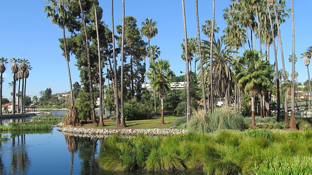 echo park three days in la itinerary