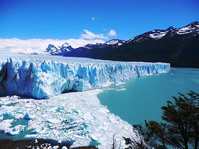 Perito Moreno Glacier in Patagonia south america bucket list