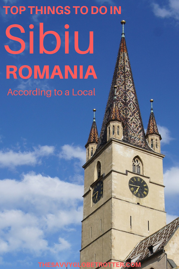 Best Things to Do in Sibiu Romania