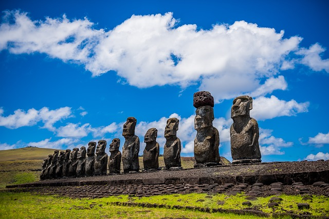 easter island south america bucket list destination