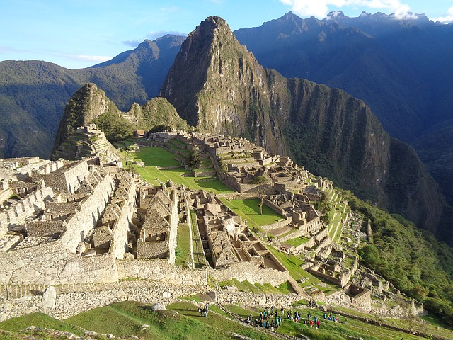 Machu Pichu one of the top 100 bucket list places to visit before you die