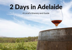 36 to 48 hours in Adelaide itinerary and travel blog