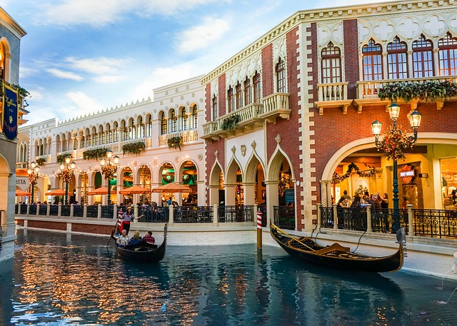 the venetian is a must for a weekend in las vegas