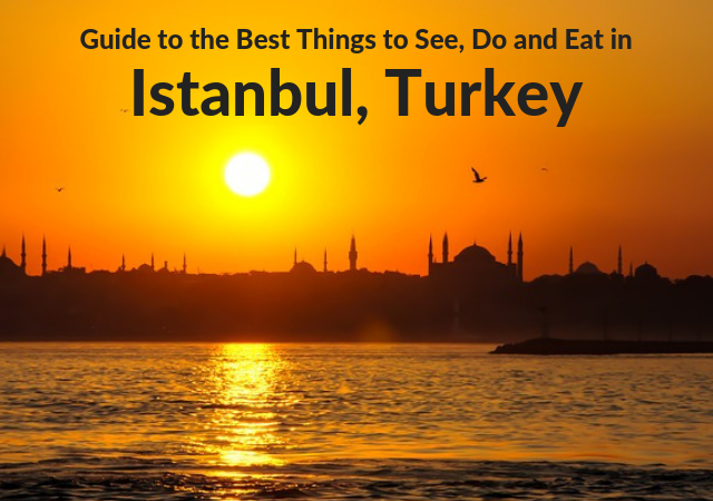 3 Days in Istanbul Turkey itinerary
