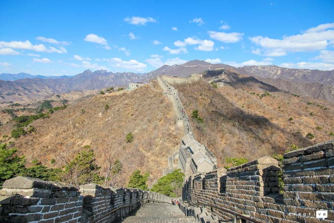 3 days in beijing itinerary great wall