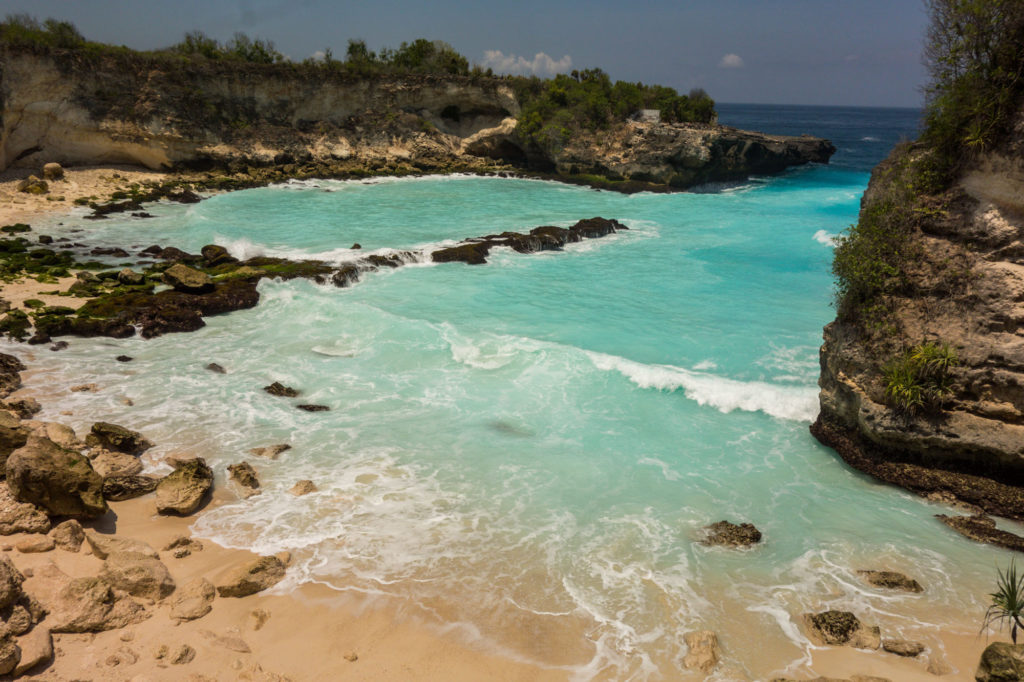Blue Lagoon Nusa Lembongan travel blog