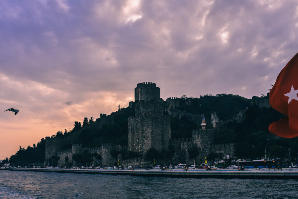Boat Tour Bosphorus 48 hours in istanbul