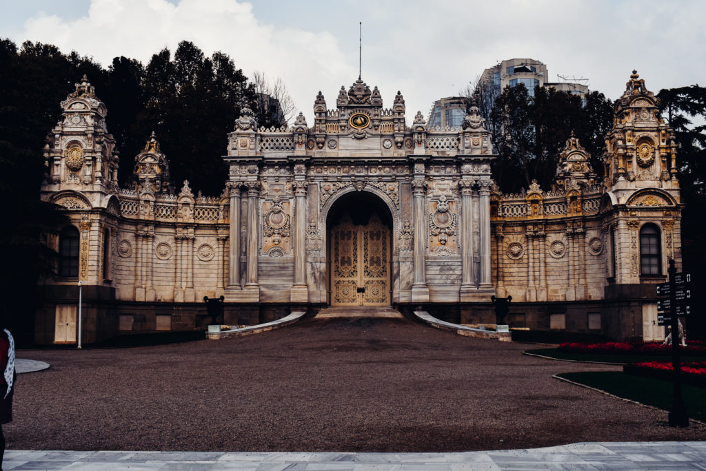 Dolmabahce Palace 72 hours in istanbul