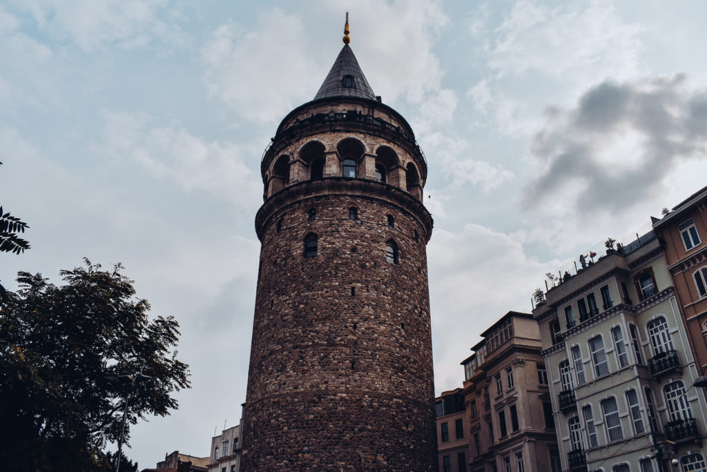 Galata Tower 2 days in istanbul
