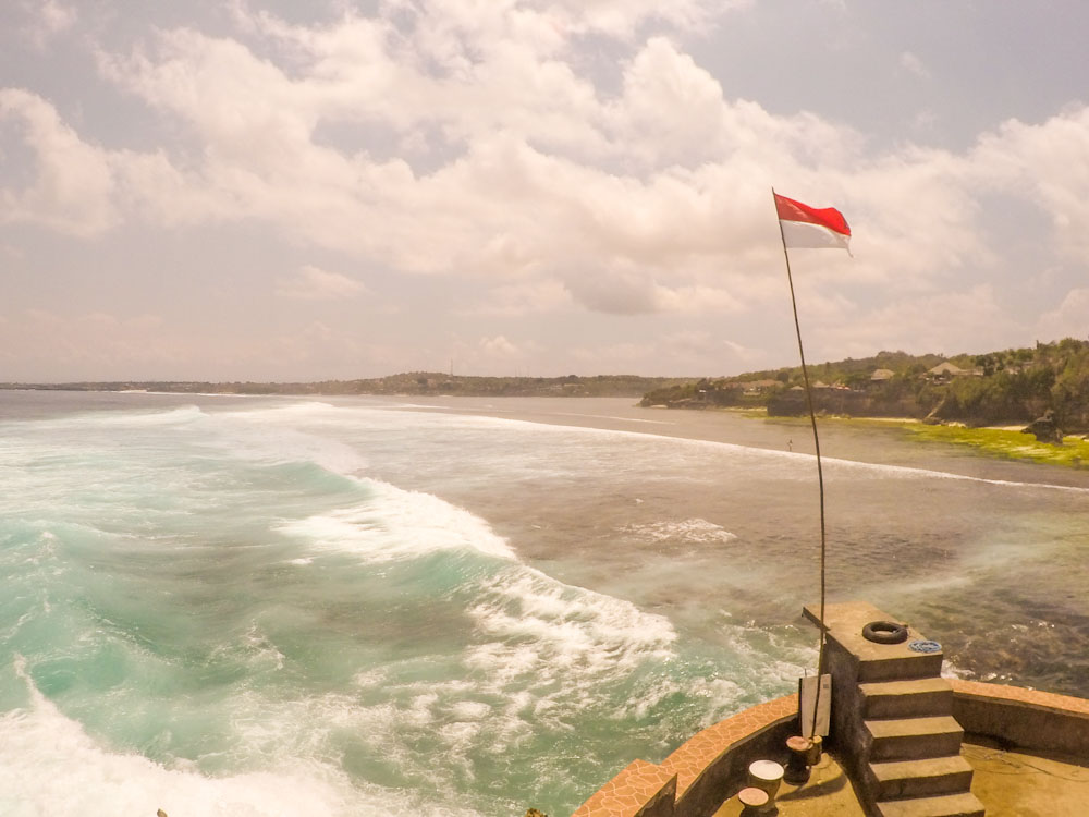 Mahana Point Nusa Lembongan travel guide
