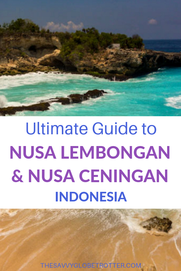 Things to do in Nusa Lembongan & Nusa Ceningan Indonesia