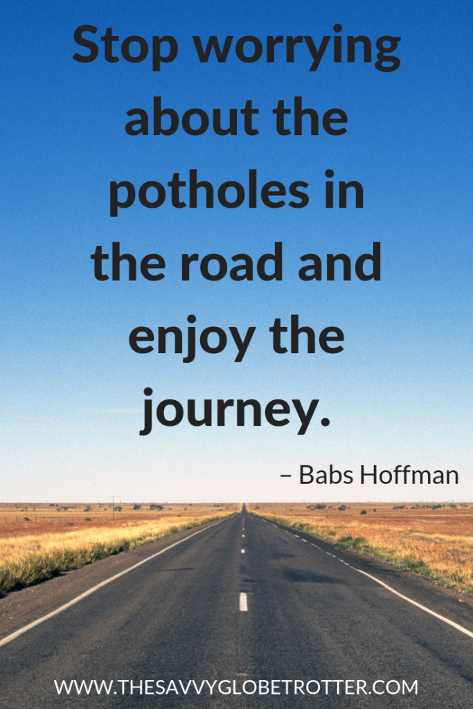 road trip quotes and sayings