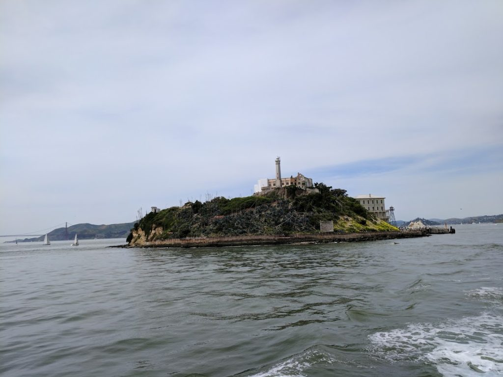 Alcatraz Island 2 days in san francisco itinerary