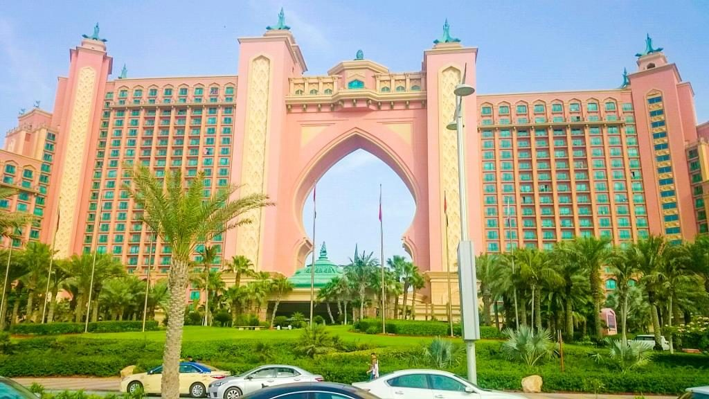 Dubai Travel Blogs Atlantis the Palm