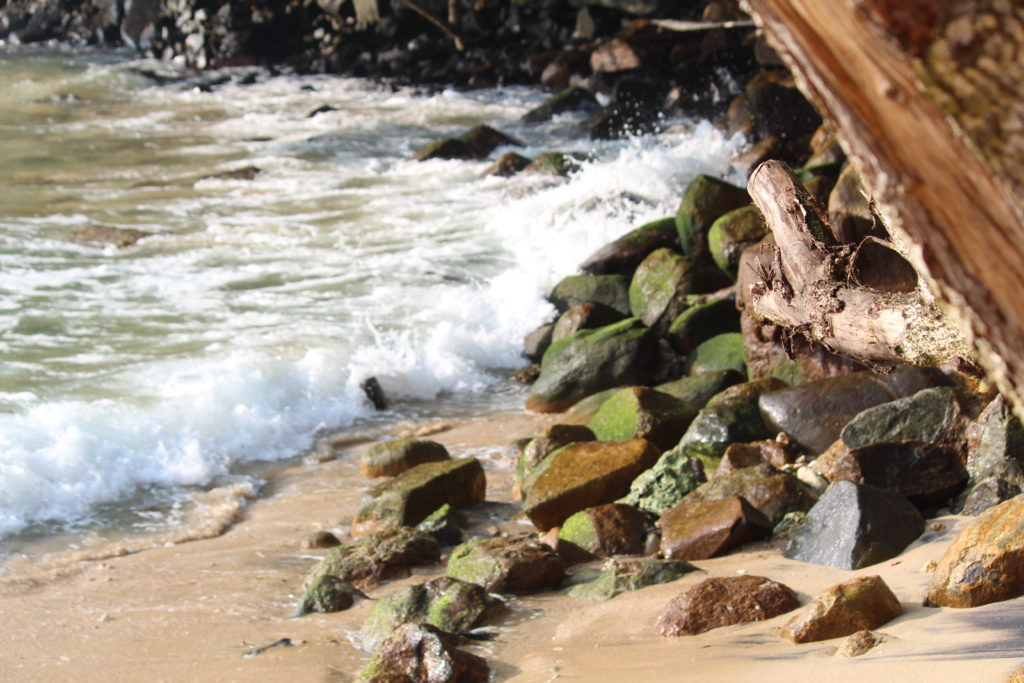 Secret Beach is one of the top things to do in Mirissa Sri Lanka