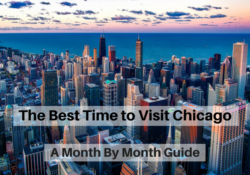 The best time of the year to visit Chicago