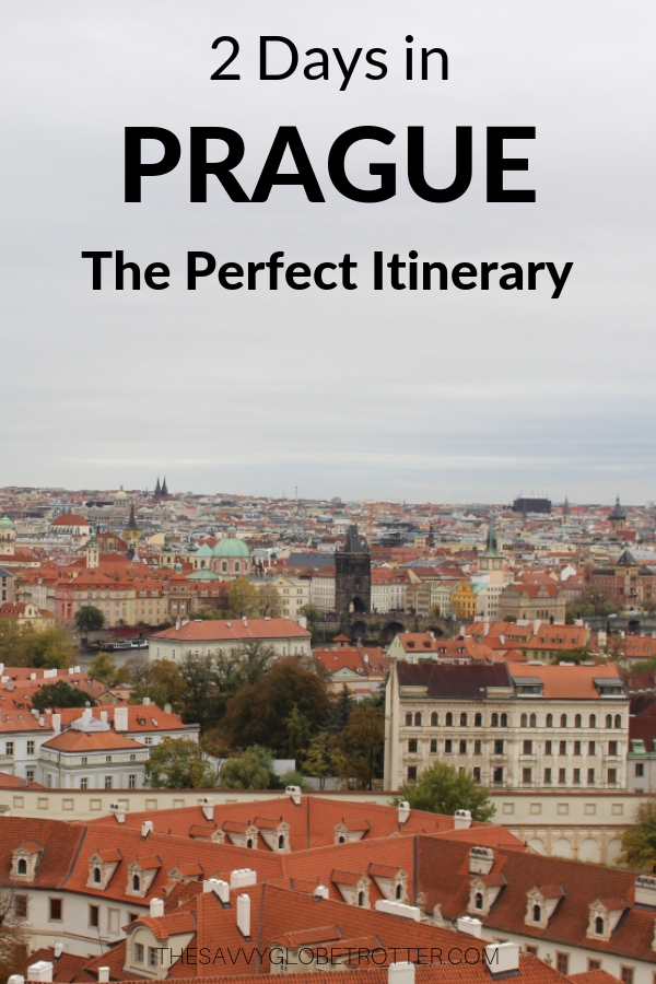 2 Days in Prague Itinerary and Travel Blog