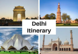 2 or 3 Days in New Delhi Itinerary