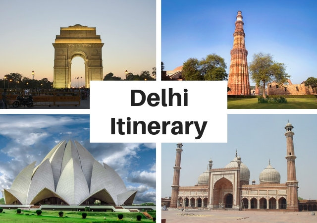 Delhi Itinerary: Best Things to Do in 2 or 3 Days | The Savvy Globetrotter