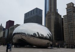 The Bean is one of the things Chicago is known for