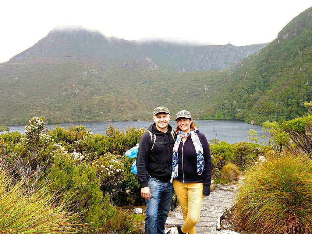 Cradle Mountain travel blog