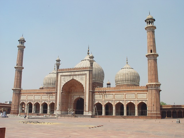 Jama Masjid 2 Days in New Delhi Itinerary