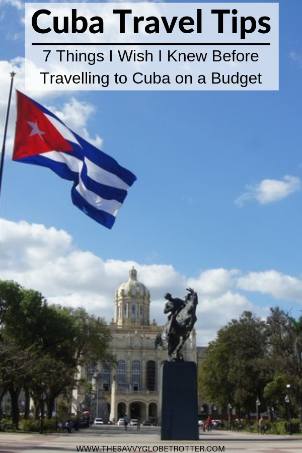 Things to Know Before Traveling to Cuba Travel Tips