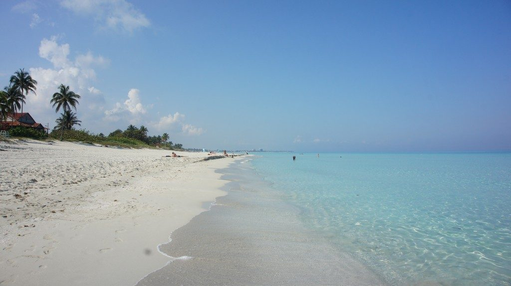 Travel Tips for Cuba on a Budget Beach in Varadero
