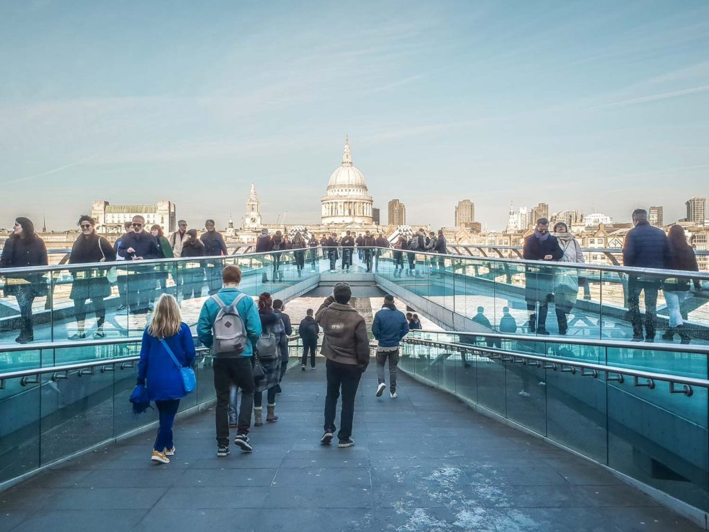 London Walk one of top London photography spots