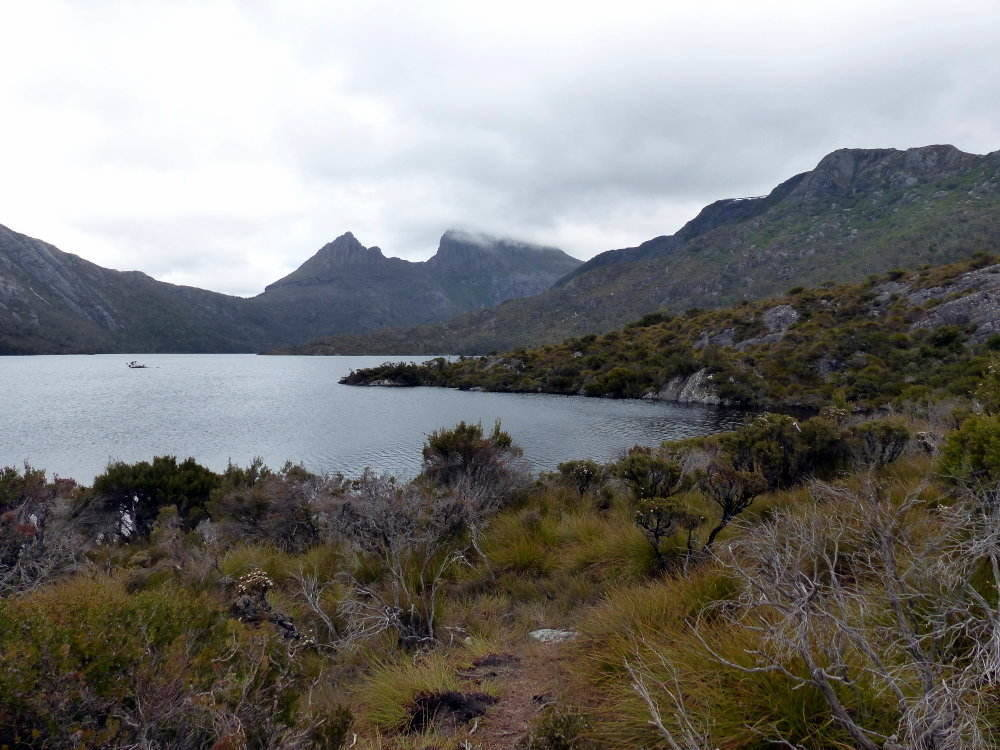 Cradle Mountain one of the best drives Tasmania Australia