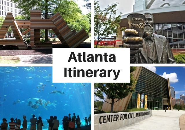 Best things to do with 36 - 48 hours in Atlanta 2 Days in Atlanta Itinerary