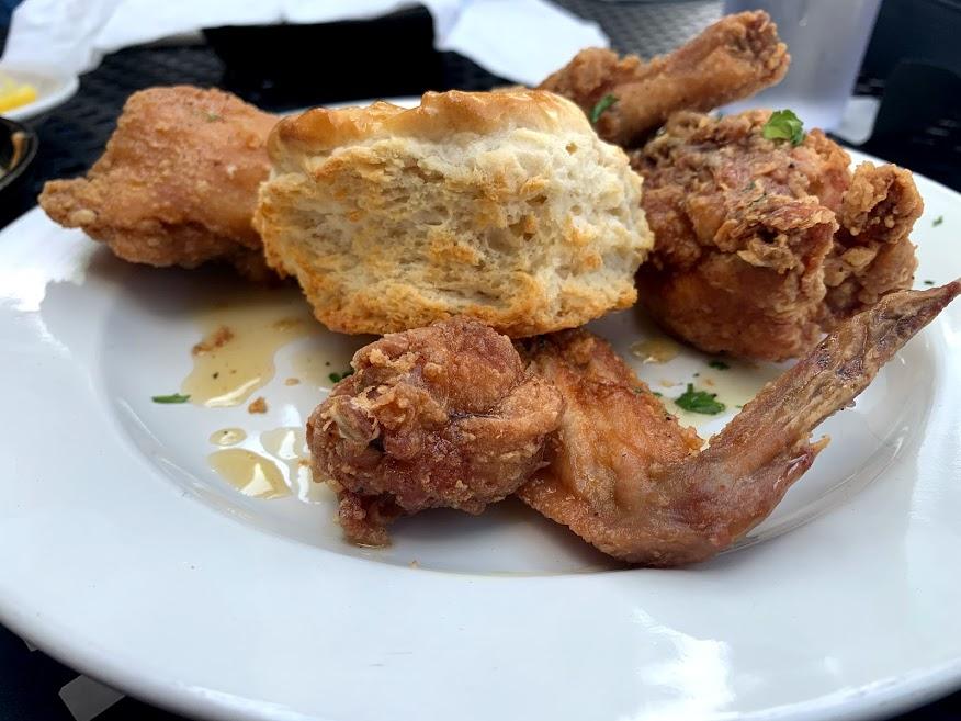 Chicken and Biscuit Atlanta travel blog