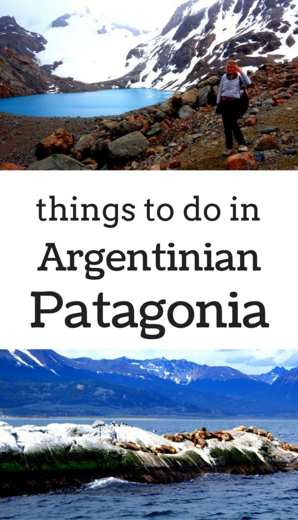 Top Things to do in Argentinian Patagonia