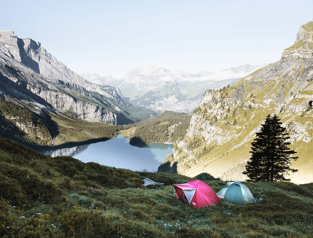 Camping on a Shoestring Budget