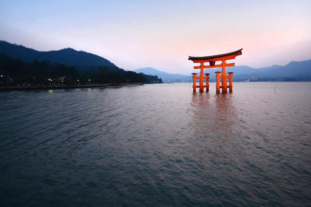 Miyajima one of the best day trips from Kyoto