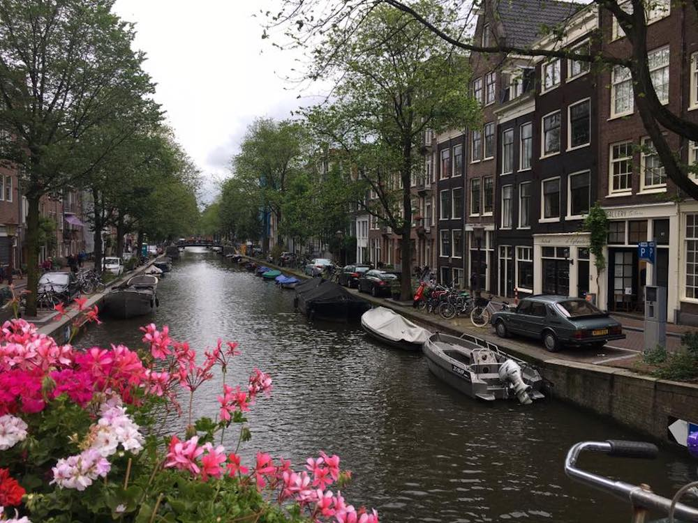 The perfect Amsterdam in one day itinerary should include the Canals