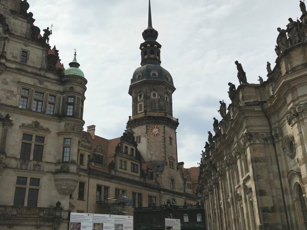 Dresden is one of the day trips from Prague to other countries