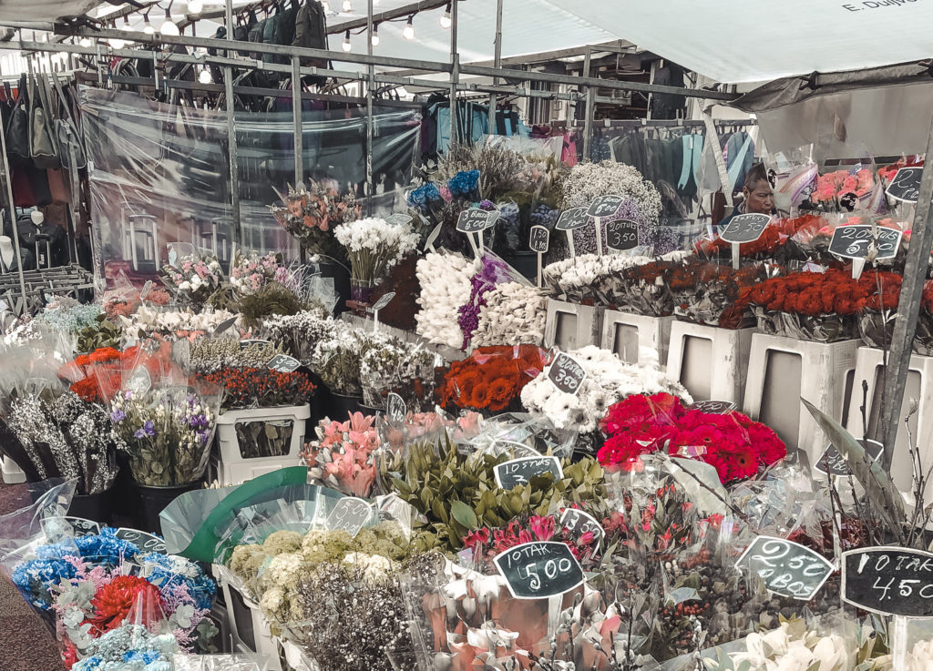 What to see in Amsterdam in 1 day: Street Market