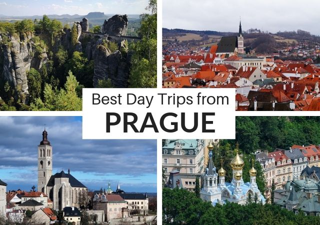 Day Trips and Tours from Prague