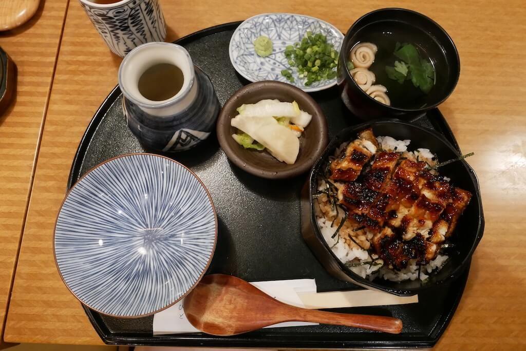 Nagoya travel tip from a local: For dinner try the Hitsumabushi at Hitsumabushi Inou Sakae in Nagoya