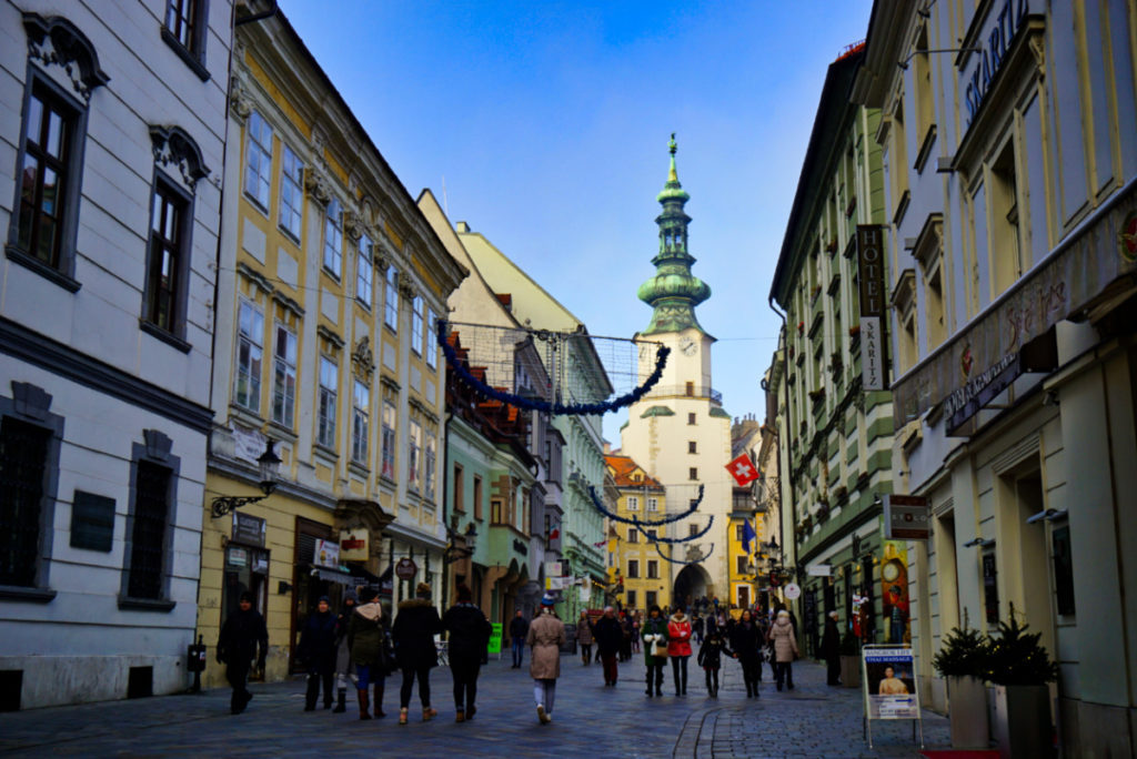 Staré Mestro, Bratislava, Slovakia